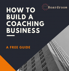 How to Build a Coaching Biz Cover 2