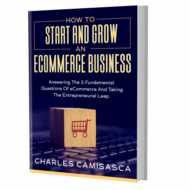 how to start and grow an ecommerce business